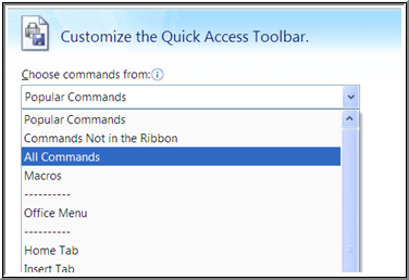 add command into QAT step 2